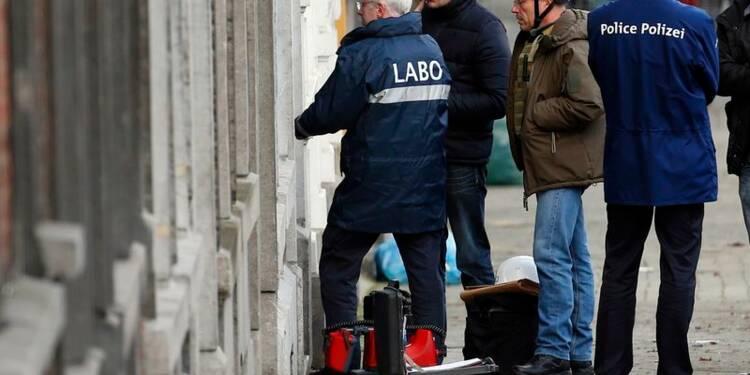 Arrestations après le raid antiterroriste en Belgique