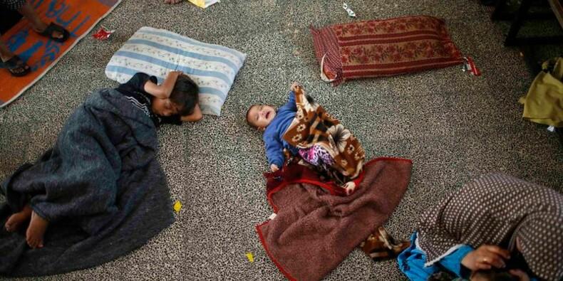 Les Nations unies débordées par la crise à Gaza
