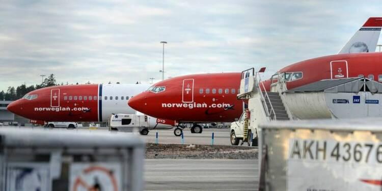 Fin de la grève des pilotes de Norwegian Air