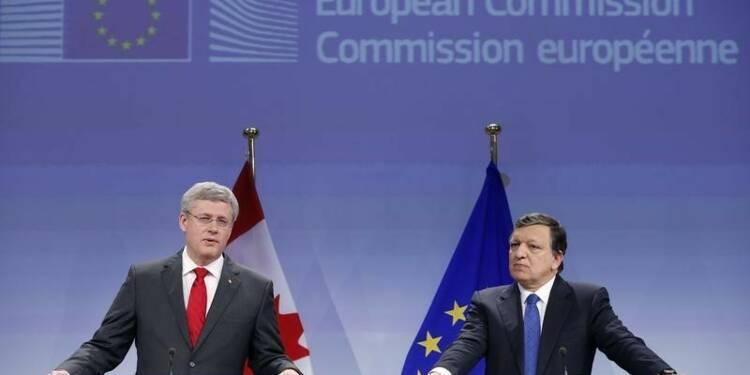 Berlin serait hostile au traité de libre-échange avec le Canada