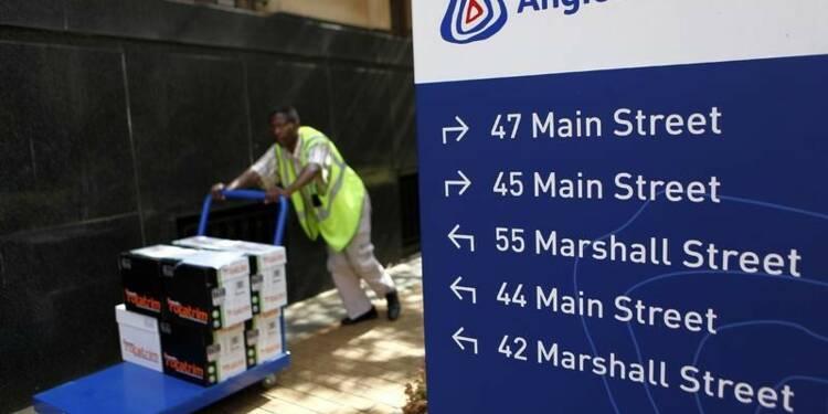 Anglo American veut supprimer 60.000 emplois en quatre ans