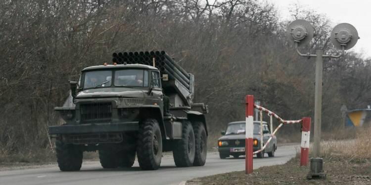 Tenue possible d'un sommet à 4 sur l'Ukraine mercredi à Minsk