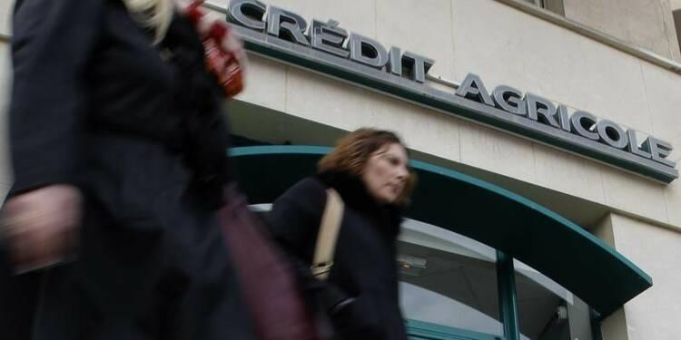 Banco Esperito Santo plombe Crédit agricole