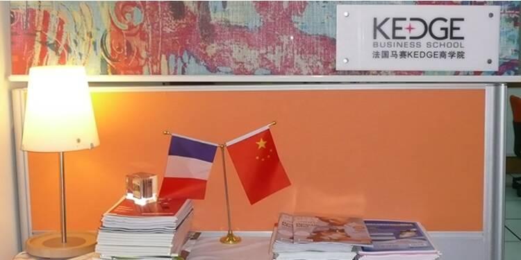 Les écoles de commerce à l'assaut de la Chine : la stratégie inédite de Kedge Business School