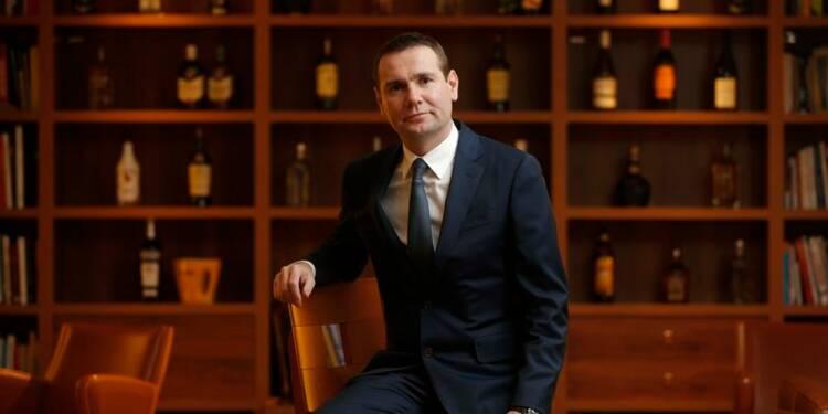 Résultat opérationnel stable pour Pernod Ricard au 1er semestre