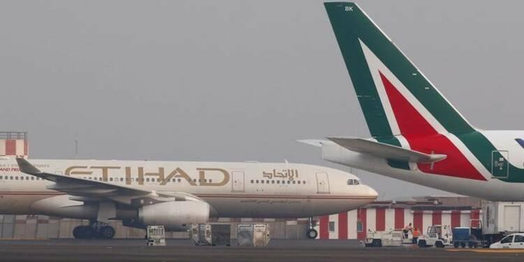 L'UE donne son feu vert au rapprochement Etihad-Alitalia