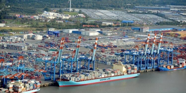 Les exportateurs allemands optimistes pour 2015 malgré la Russie