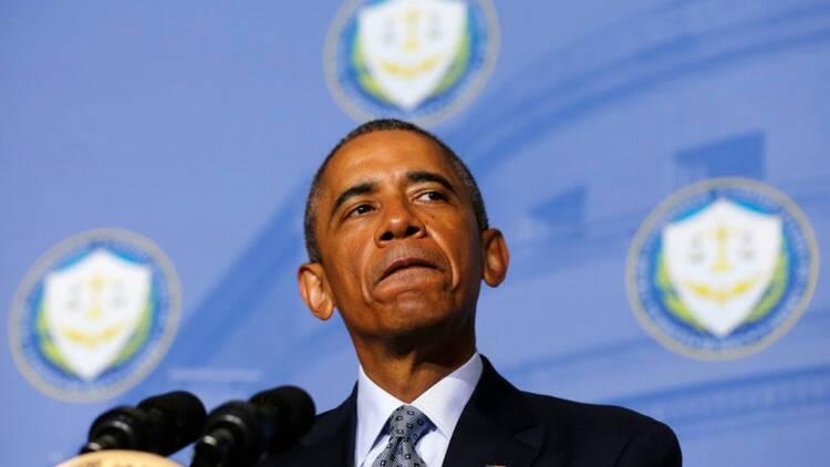 Barack Obama aurait souhaité être à Paris dimanche