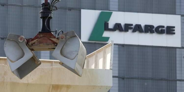 Deux consortiums candidats aux actifs Lafarge-Holcim
