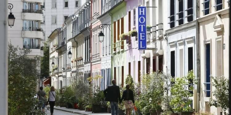 L'hôtellerie a stagné en 2014, baisse aggravée en janvier
