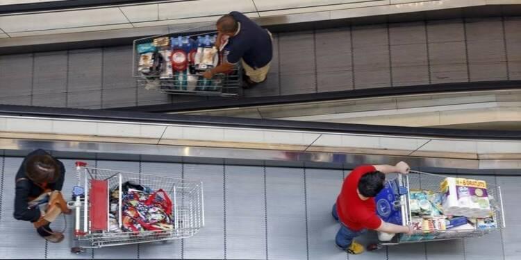 Timide rebond de l'inflation en octobre, à +0,5% sur un an