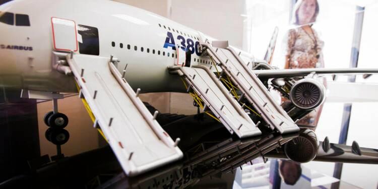 Airbus a livré 352 appareils entre janvier et juillet 2014