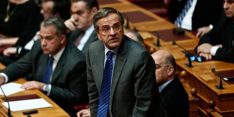 Deuxième tour infructueux pour la présidentielle en Grèce