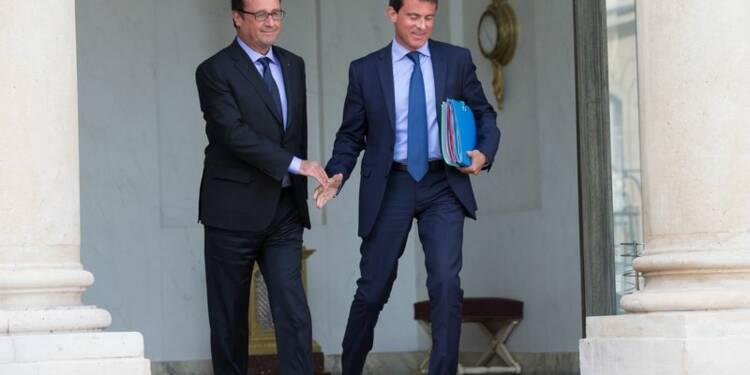 François Hollande garde le cap et annonce des mesures fiscales
