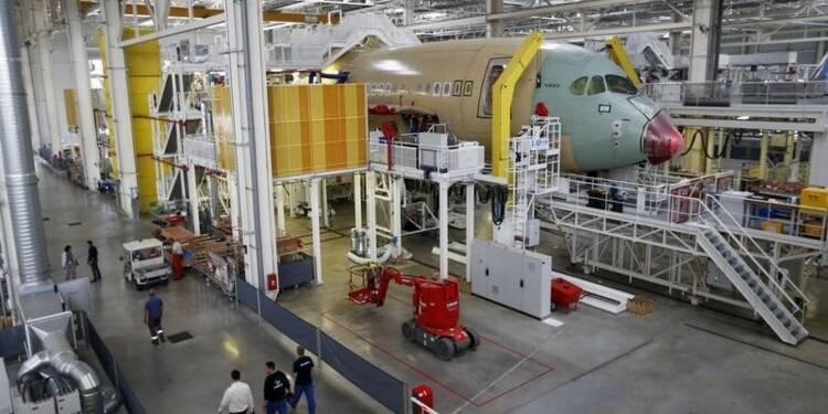 Airbus a vendu plus mais livré moins que Boeing en 2014