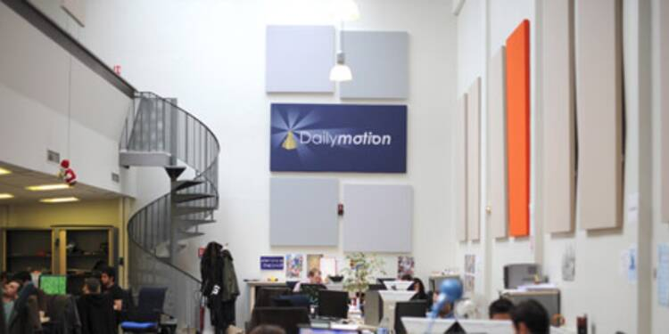 L'Etat entre au capital de Dailymotion
