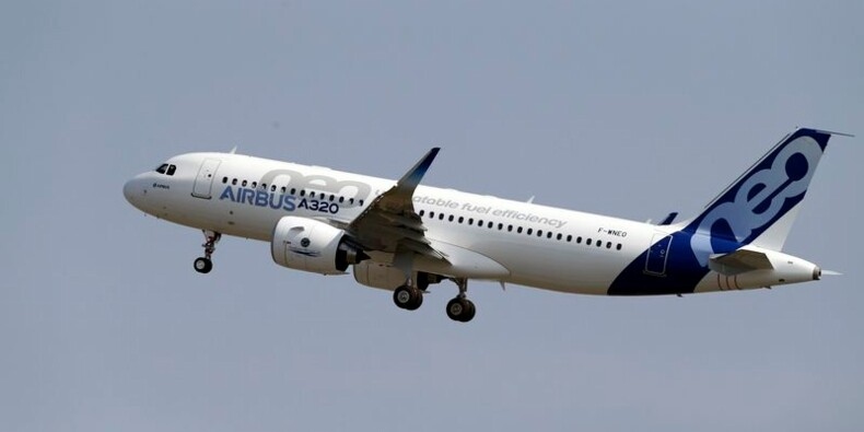La compagnie IndiGo compte acheter 250 Airbus A320neo