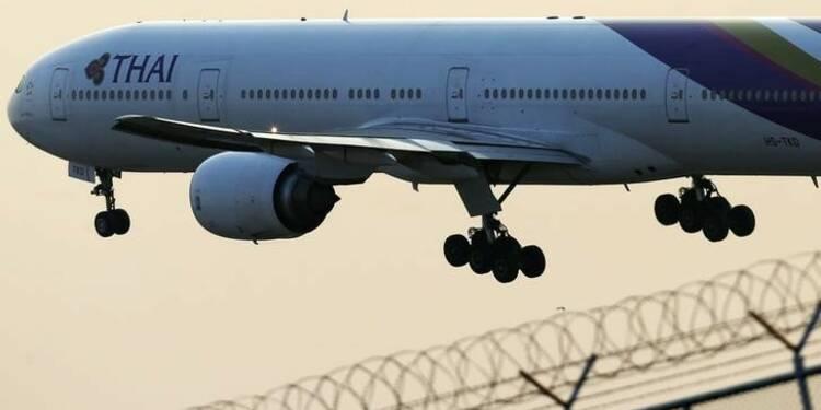 Thai Airways va supprimer environ 5.000 postes