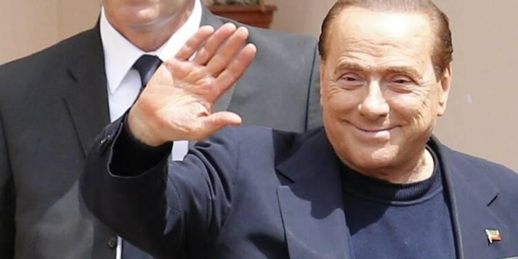 """Acquittement définitif pour Silvio Berlusconi dans le """"Rubygate"""""""