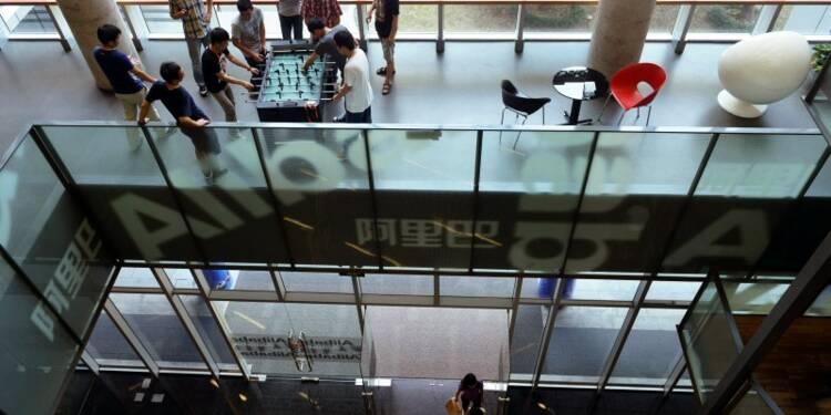 Le prix d'entrée en Bourse d'Alibaba fixé à 68 dollars par action