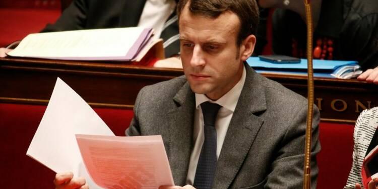 Les députés ont achevé l'examen du projet de loi Macron