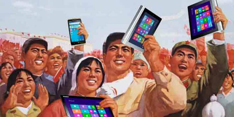 Lenovo : Le PC chinois fait sa révolution culturelle