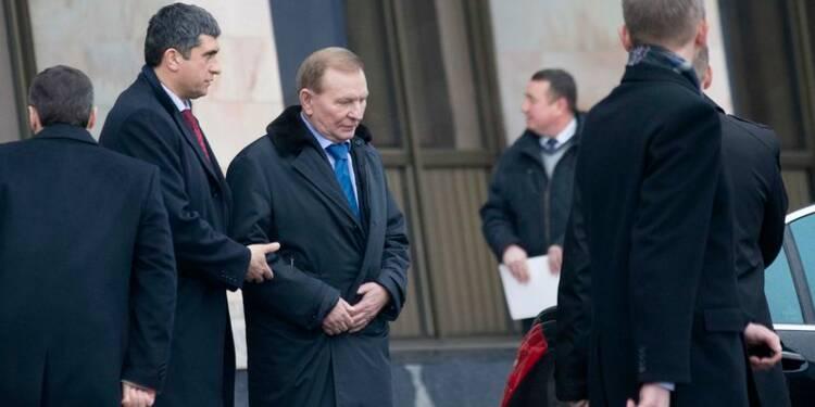 Des pourparlers sur la paix en Ukraine débutent à Minsk