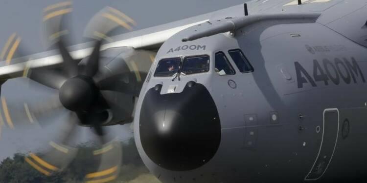 Le programme révisé de livraisons d'A400M sera connu fin février
