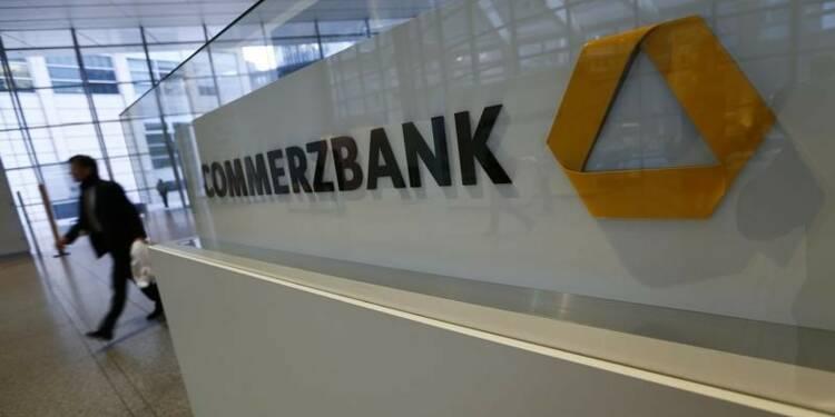 Commerzbank solde des litiges US avec 1,45 milliard de dollars