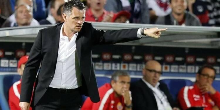 Willy Sagnol, l'entraîneur des Girondins, accusé de racisme