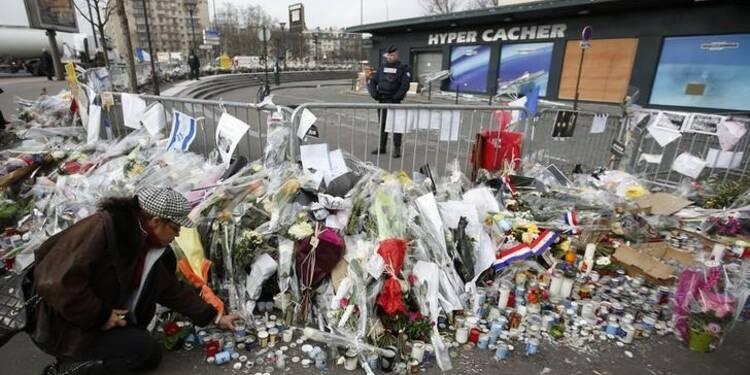 L'Hyper Cacher rouvre à Paris deux mois après la prise d'otages
