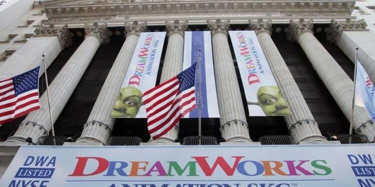 Softbank discuterait du rachat de Dreamworks Animation