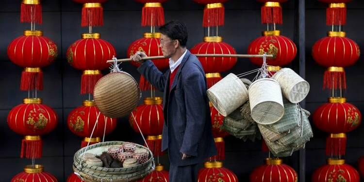 L'indice HSBC des services à un plus bas de six mois en Chine