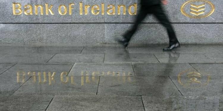 Bank of Ireland bénéficiaire après cinq ans dans le rouge