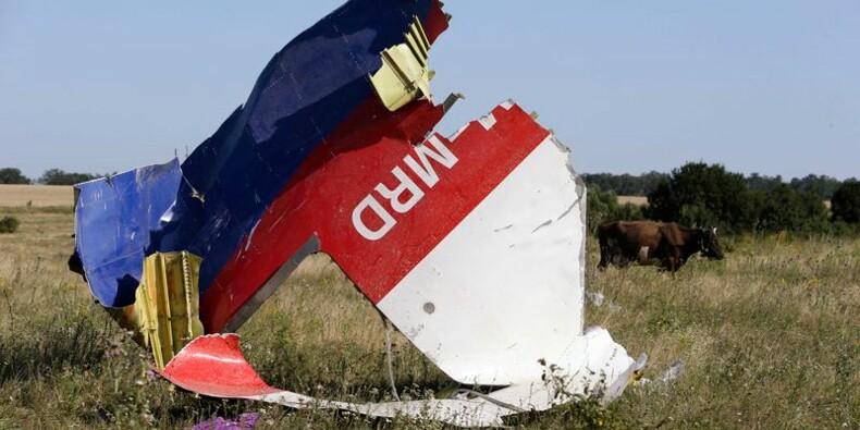 Combats intenses en Ukraine près du site du vol MH17