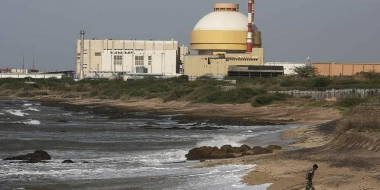 Le russe Rosatom livrera douze réacteurs nucléaires à l'Inde