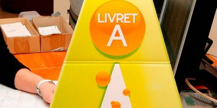 Plus d'un milliard d'euros ont fui le Livret A en juillet