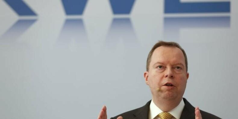 Baisse de 40% du bénéfice d'exploitation semestriel de RWE