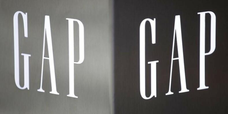 Gap relève sa prévision de bénéfice par action annuel