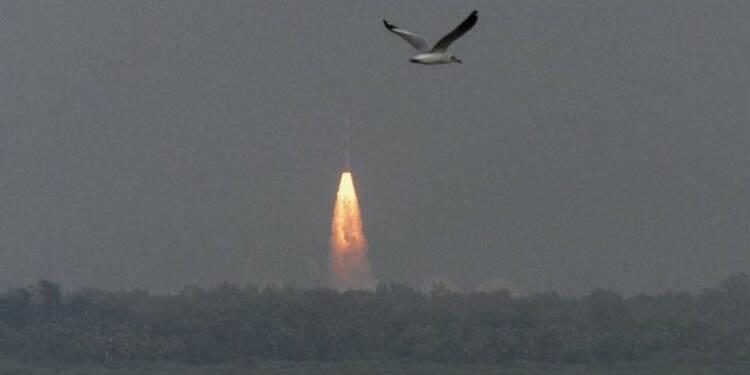 Succès de la première mission indienne vers Mars