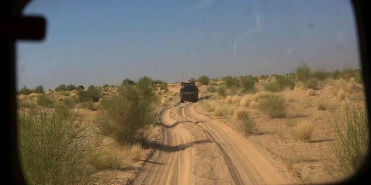 Un chef djihadiste tué par l'armée française au Mali