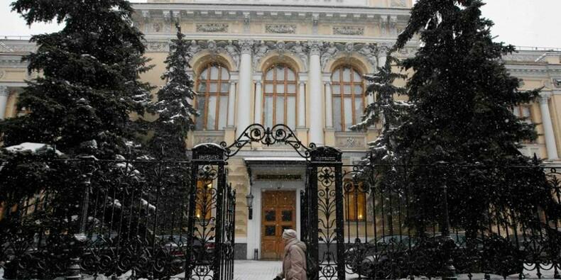 La Banque centrale de Russie abaisse son principal taux à 15%