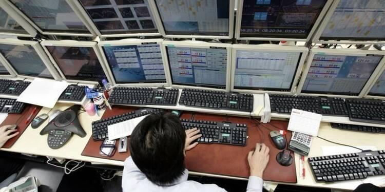 Risques, quête de rendement et pétrole auront animé les marchés en 2014