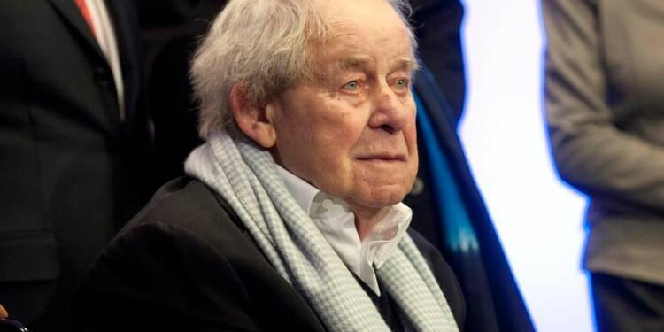 Mort de l'écrivain allemand Siegfried Lenz à l'âge de 88 ans
