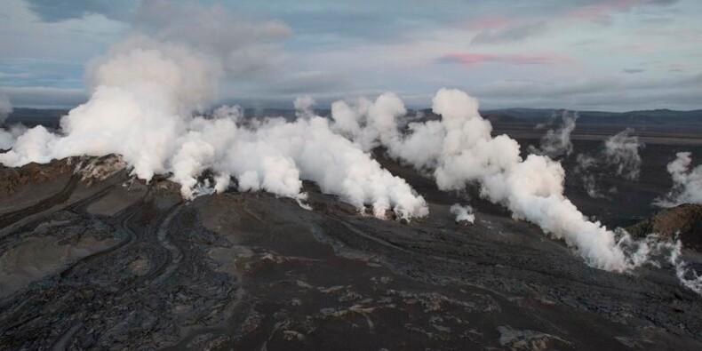 Fin de l'éruption du volcan islandais, restrictions levées