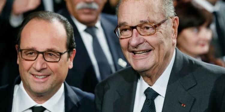 Bernadette Chirac trouble un hommage rendu à son mari