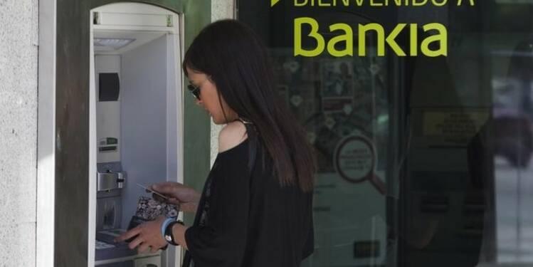 Bankia a presque doublé son bénéfice net au 2e trimestre