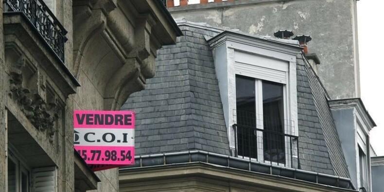 Baisse des prix des logements anciens sur un an