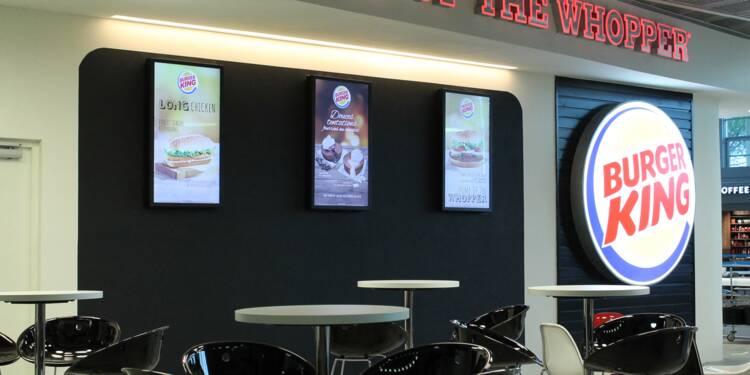 La recette de Burger King pour faire son come-back dans l'Hexagone