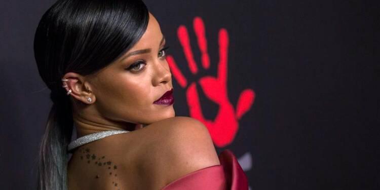 Puma choisit Rihanna comme ambassadrice